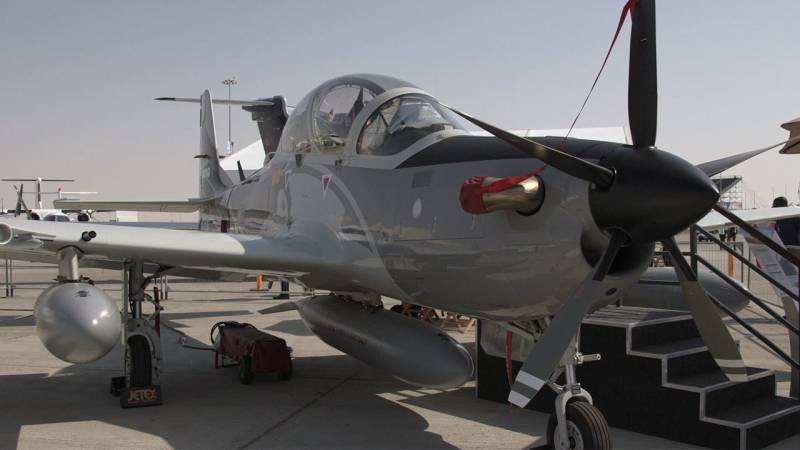 Embraer's Super Tucano Trainer Set for New Attack Roles