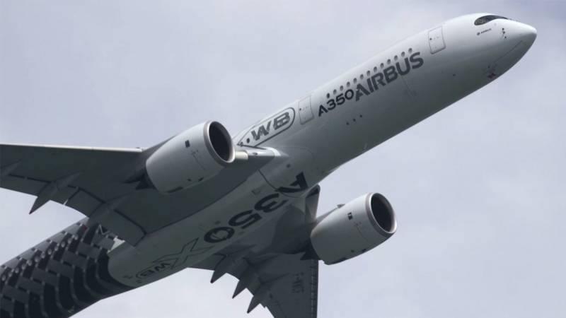 Tour the Airbus A350XWB Airliner Demonstrator