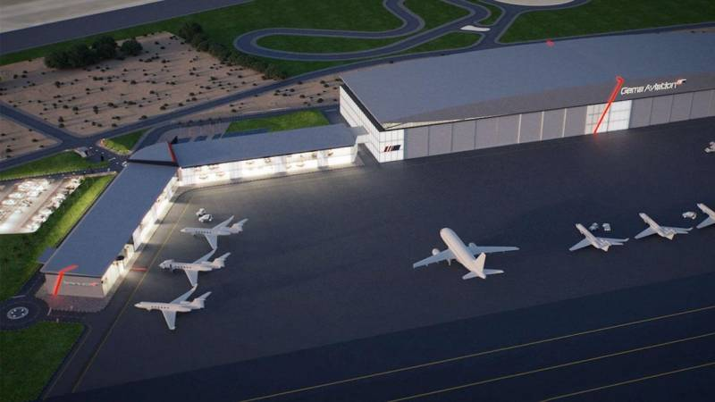 Gama Aviation Says Try Sharjah To Avoid Dubai's Airport Bottleneck