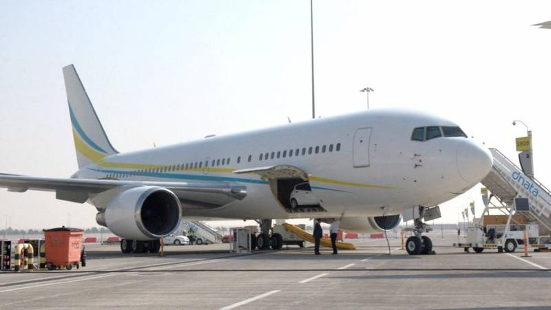 Comlux's VIP Boeing 767 BBJ Lets You Take Everything With You