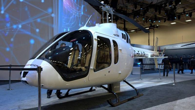 Helicopter Industry's Morale is Up, Despite Threat of ATC User Fees