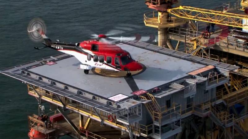 HeliOffshore Works to Improve Safety for Helicopters Operating In Dangerous Conditions