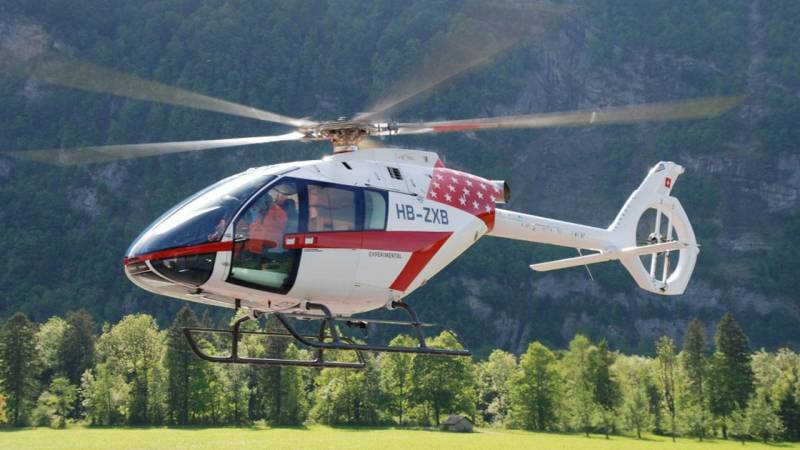 Marenco Swisshelicopter's All-Carbon-Fiber SKYe-SH09 is a 21st Century Helicopter