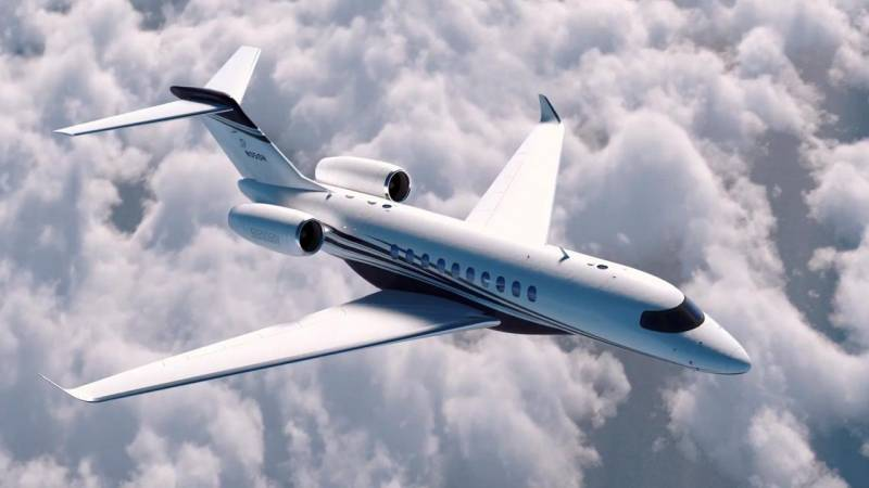 Preview Tour of Textron Aviation's Citation Hemisphere Large-cabin Business Jet