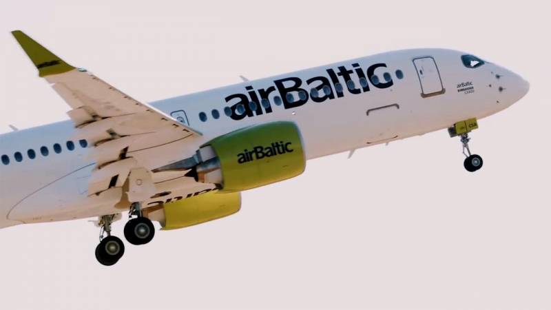 Air Baltic Reflects on Its First Year of Flying the Bombardier C Series CS300 Airliner