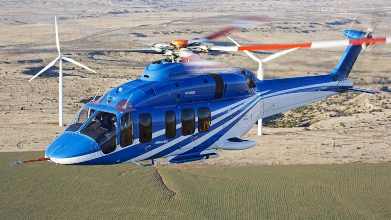 Bell's 525 Relentless Fly-by-wire Helicopter Program Moves Toward Certification
