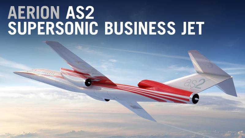 Aerion Unveils Stage 5 GE Affinity Engine for Supersonic AS2