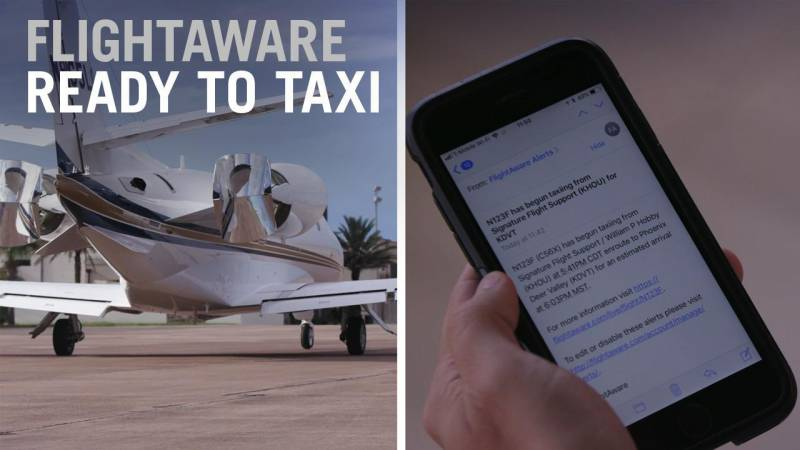 FlightAware Expands Coverage, Enacts Engine Start-to-Stop Alerts