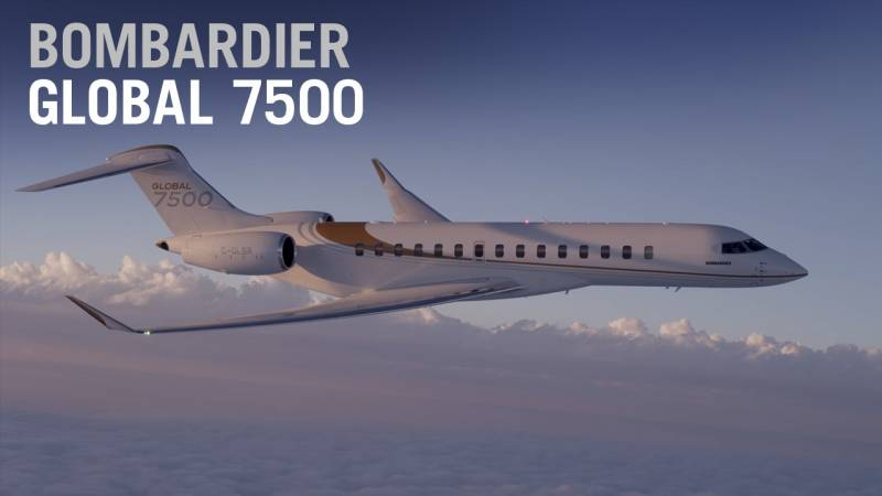 Flying the Bombardier Global 7500 - AIN