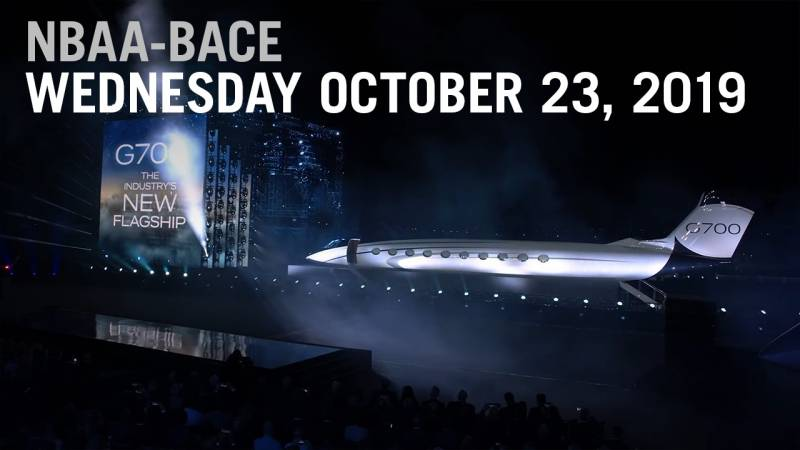 New Aircraft and Engines Dominate NBAA Day One News