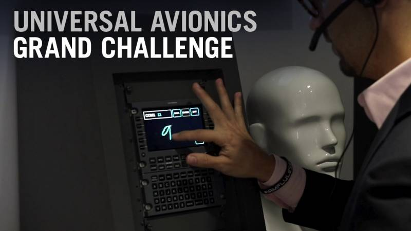 Universal Avionics Holds Competition for New Control Display Unit Interface - AIN