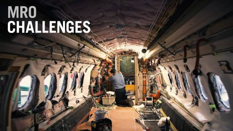 Dealing with Challenges in the Aircraft Maintenance Business  - AIN