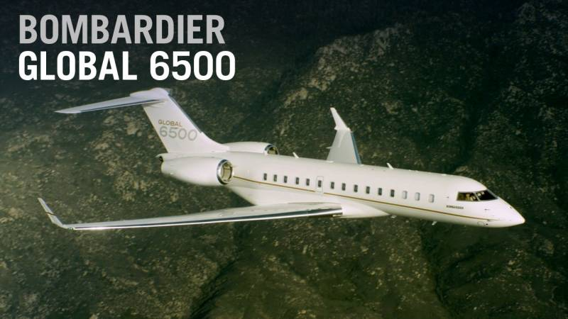 Spotlight on the New Bombardier Global 6500 - AIN