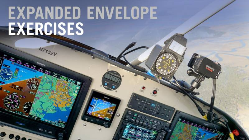 Preventing Aircraft Loss of Control with Expanded Envelope Exercises - AIN