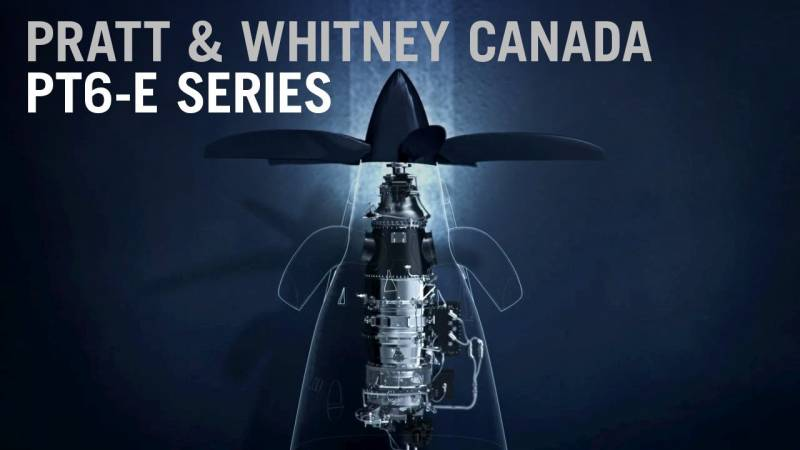 Pratt & Whitney Canada: The New PT6 E-Series™ Engine