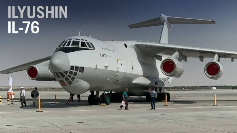 A Most Unusual Ilyushin