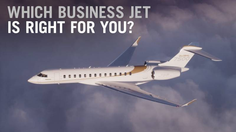 Which Business Jet is Right for You?