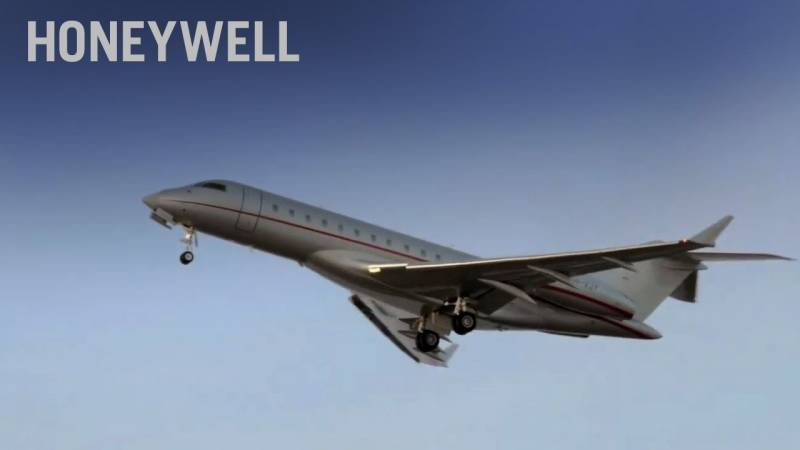 Honeywell: We Fly When You Fly