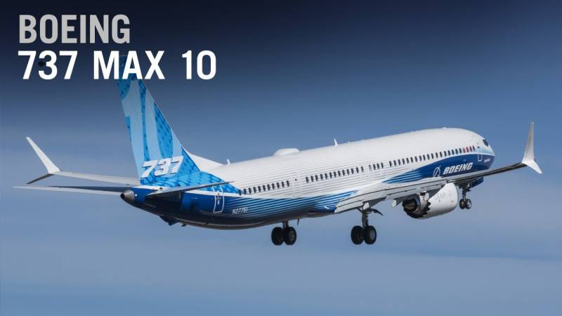 Boeing 737 Max 10 Makes First Flight, En Route to 2023 Service Entry