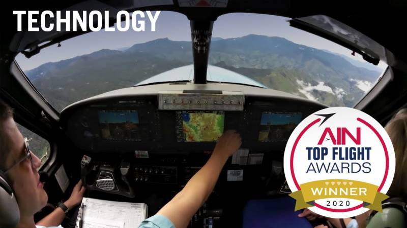 Announcing the Top Flight Awards Technology Category Winner
