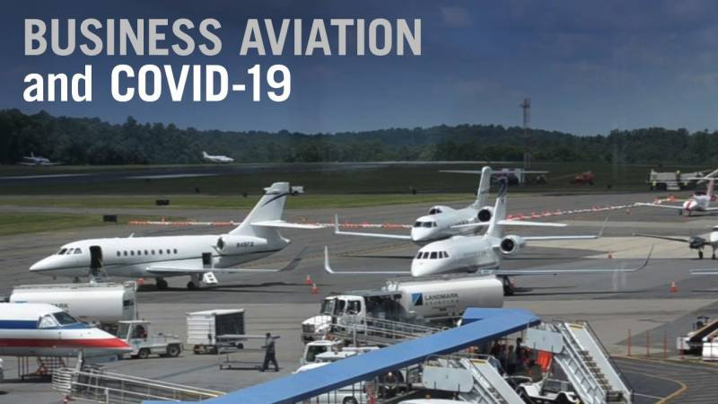 Business Aircraft Operators Need to Pay Attention to Covid-19 Security and Medical Concerns