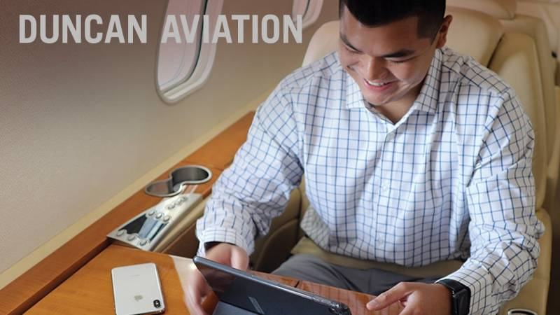 Get One Year of FREE L5 Entertainment Subscription Services with Duncan Aviation