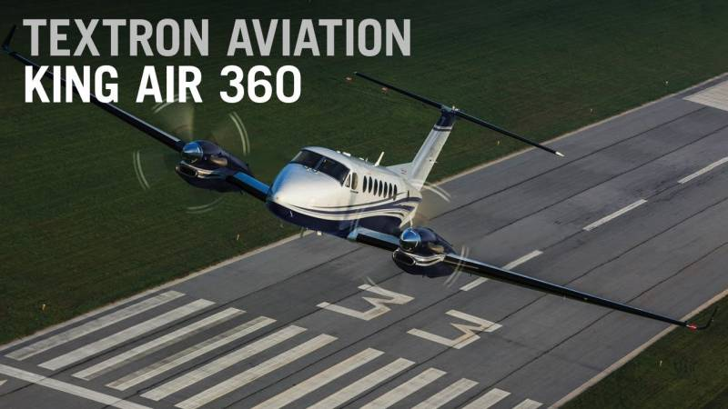 How Textron Has Improved the King Air Aircraft Family for Passengers and Pilots