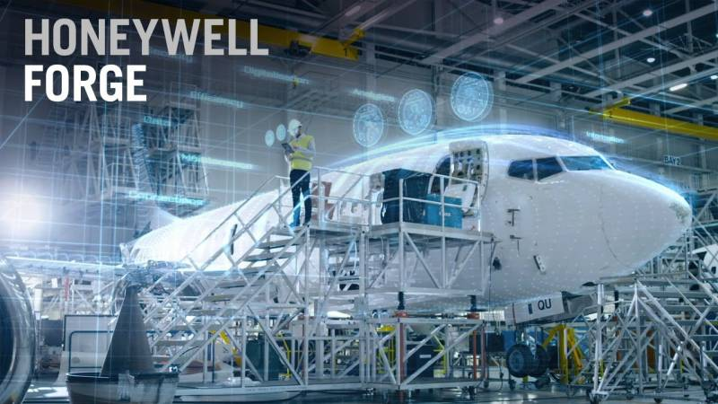 Honeywell Forge Makes the Most Out of Flight Operations Data You Already Have