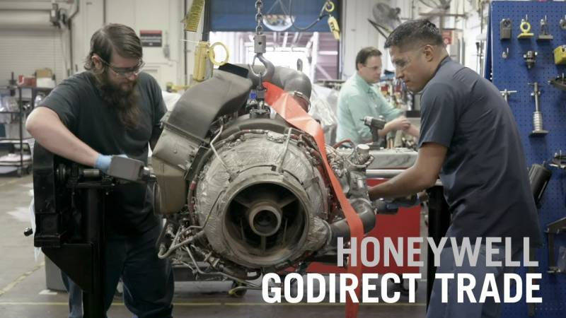 Q&A on Honeywell's Blockchain-based GoDirect Trade Aviation Parts Marketplace