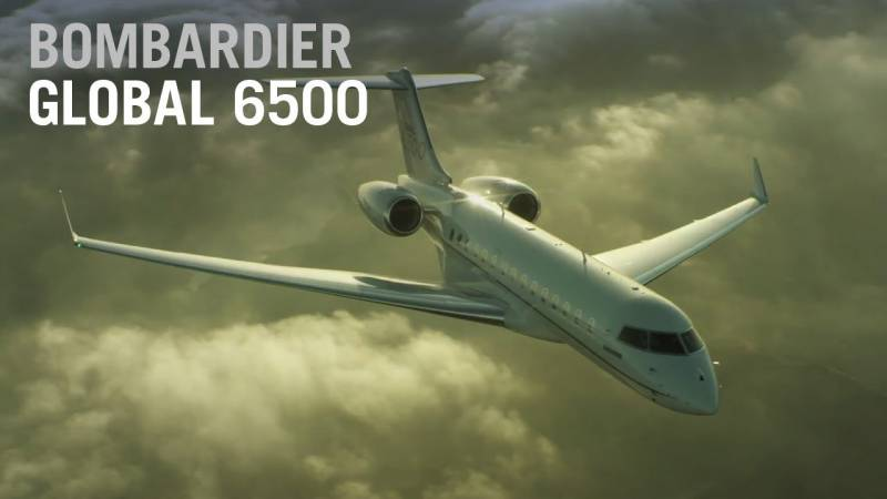 Global 6500: The All-Weather Performer