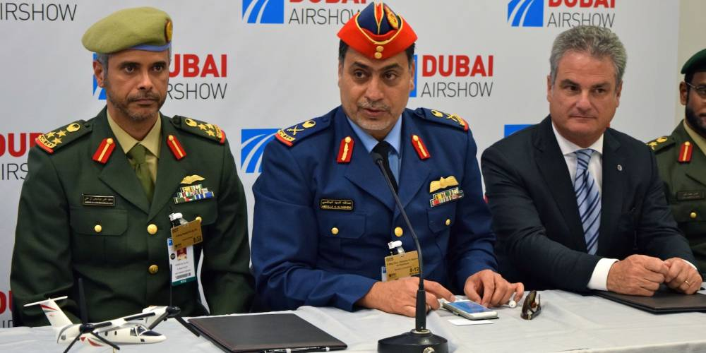 UAE Command Selects AW609 Tiltrotor for Search and Rescue ...
