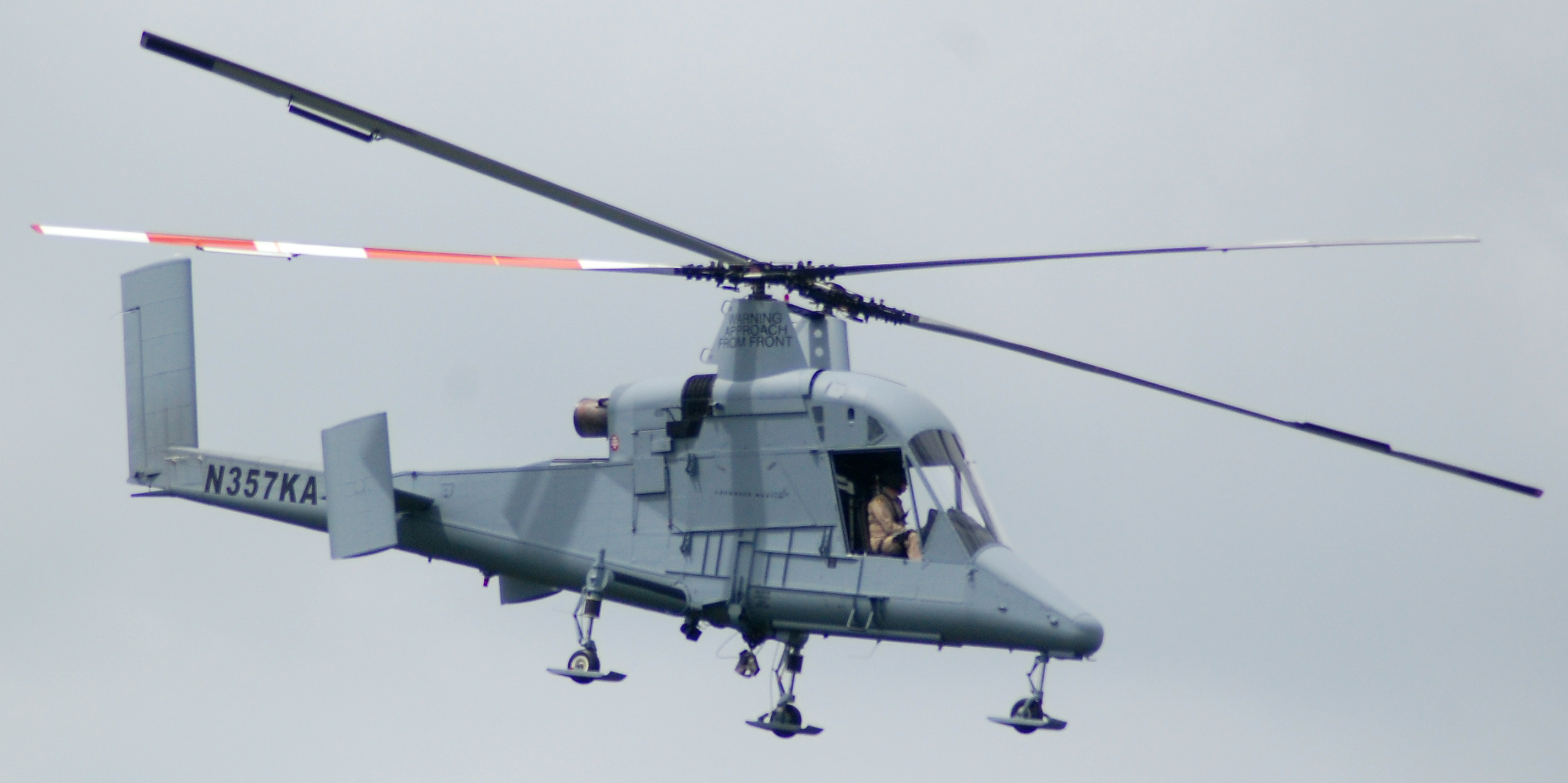 Lockheed Martin Delivers Unmanned K Max Helicopter for Evaluation   Defense News Aviation ...