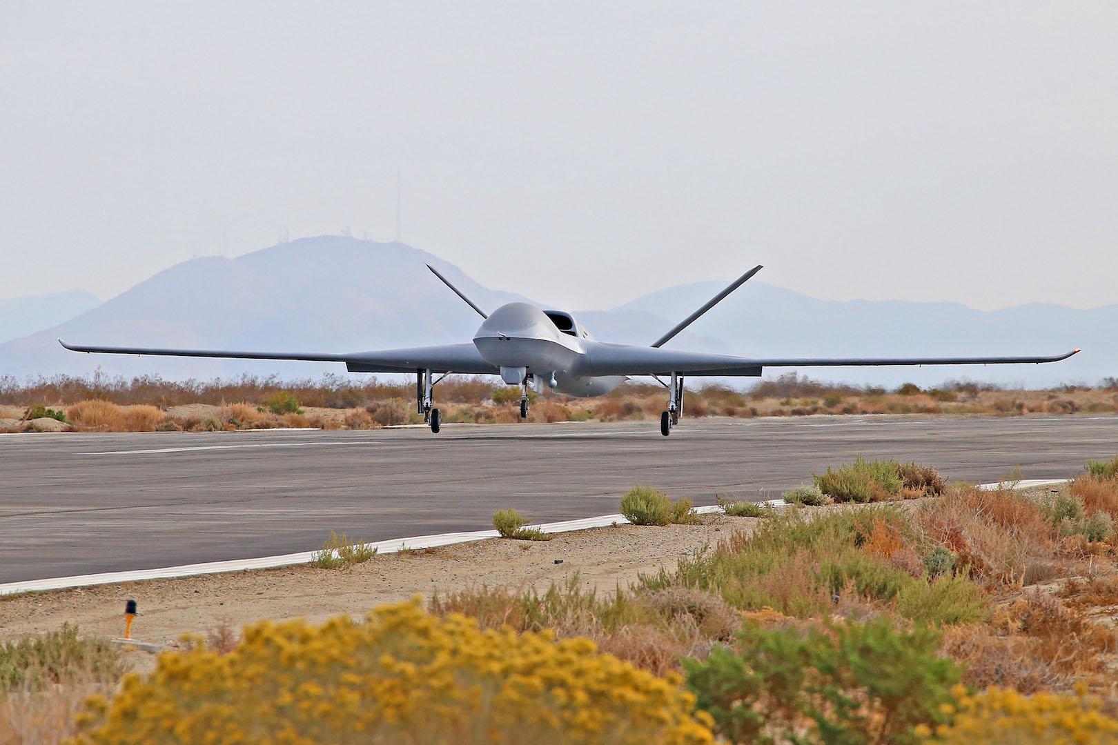 MQ-9B latest variant of MQ series armed drones
