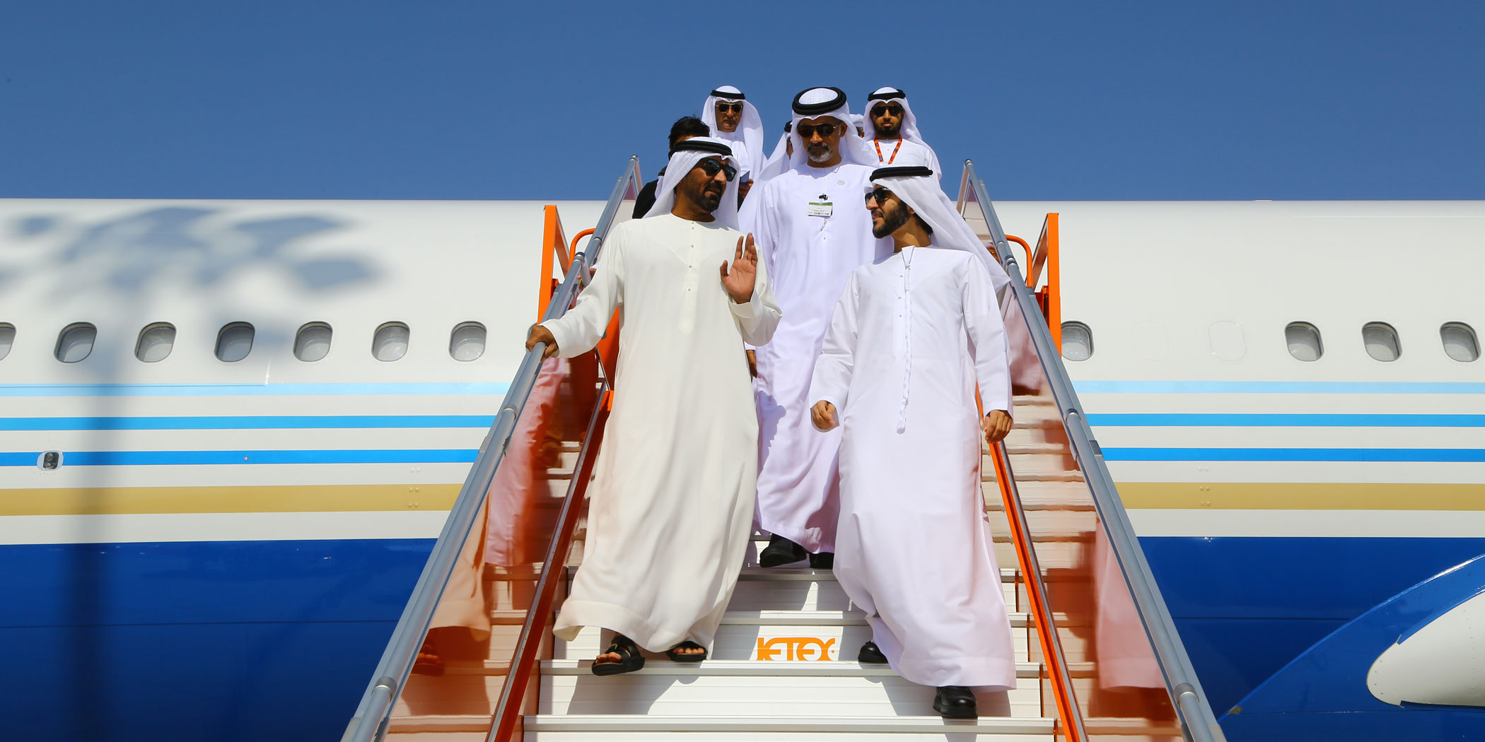 Sheikh Ahmed Officially Opens MEBAA 2018 | Business ...