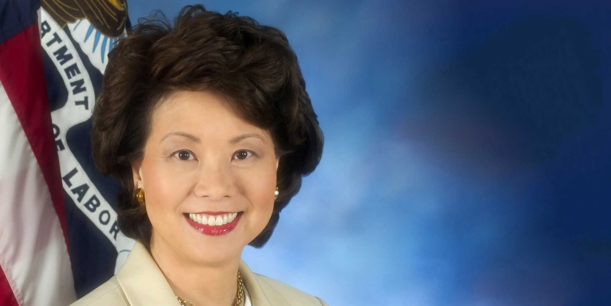 Transportation Secretary Elaine Chao Resigns, Citing Violence At Capitol