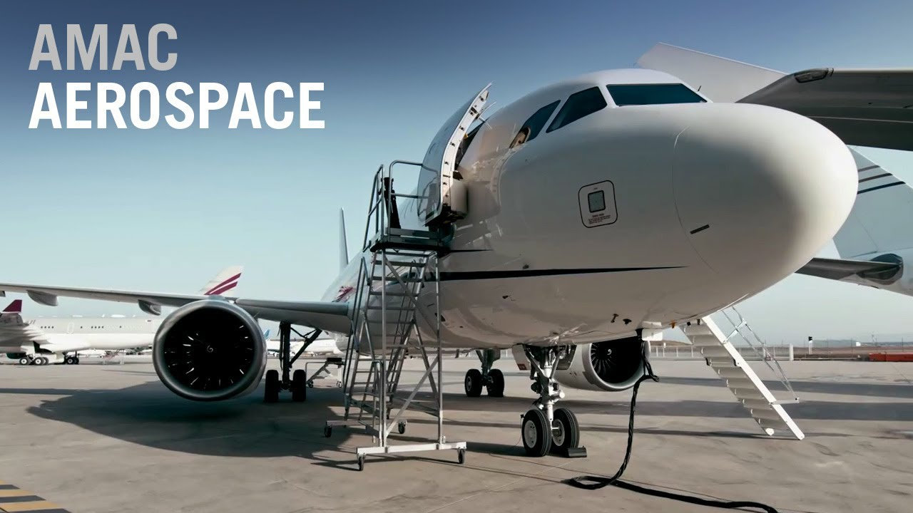 AMAC Looks Back at Its Recent Completions and MRO Projects, and Plans for the Future