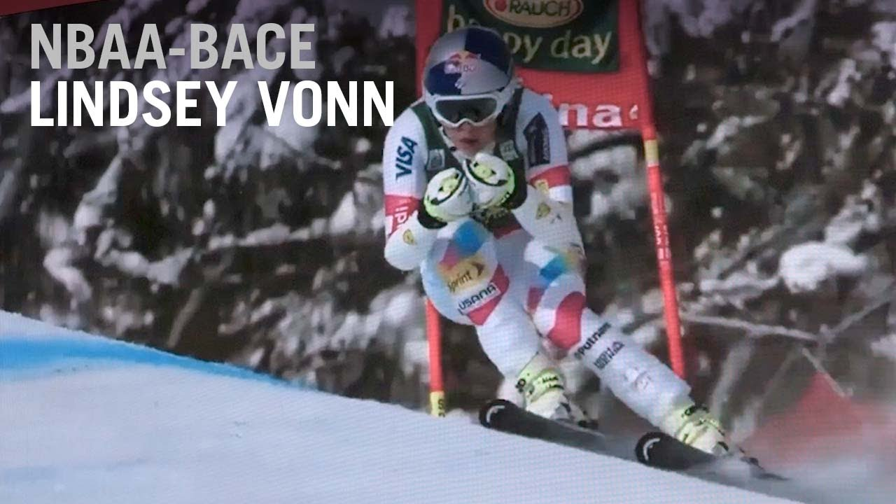 Lindsey Vonn Shares Her Inspiring Story and Explains How Business Aviation Helps Her Succeed