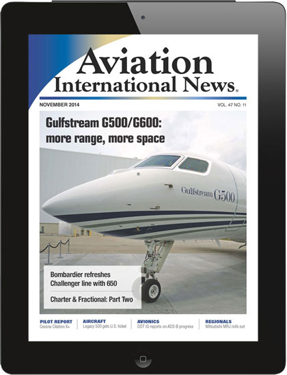 Aviation International News App