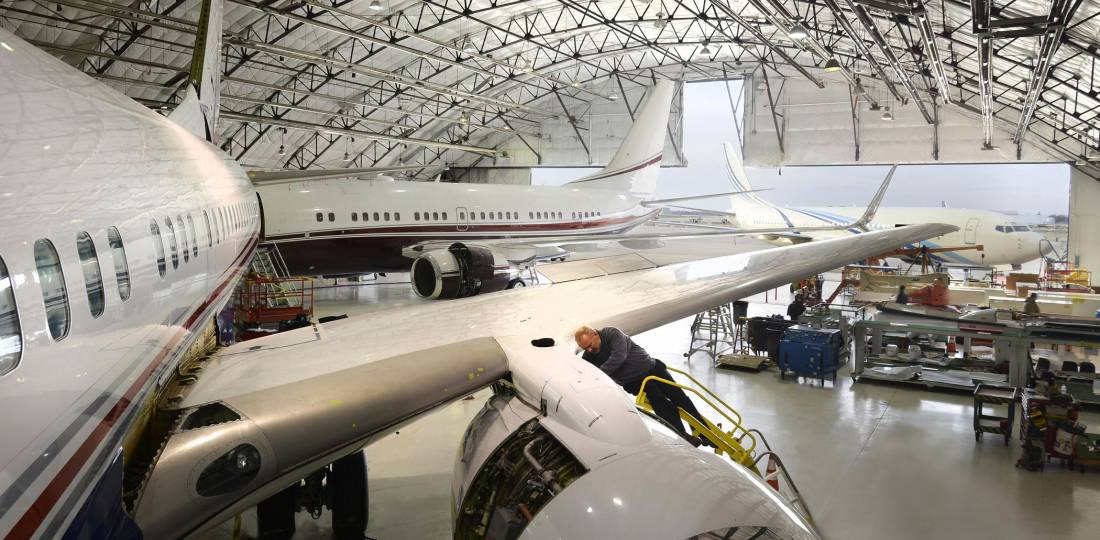Completions for Next-gen Cabins   Business Aviation News: Aviation