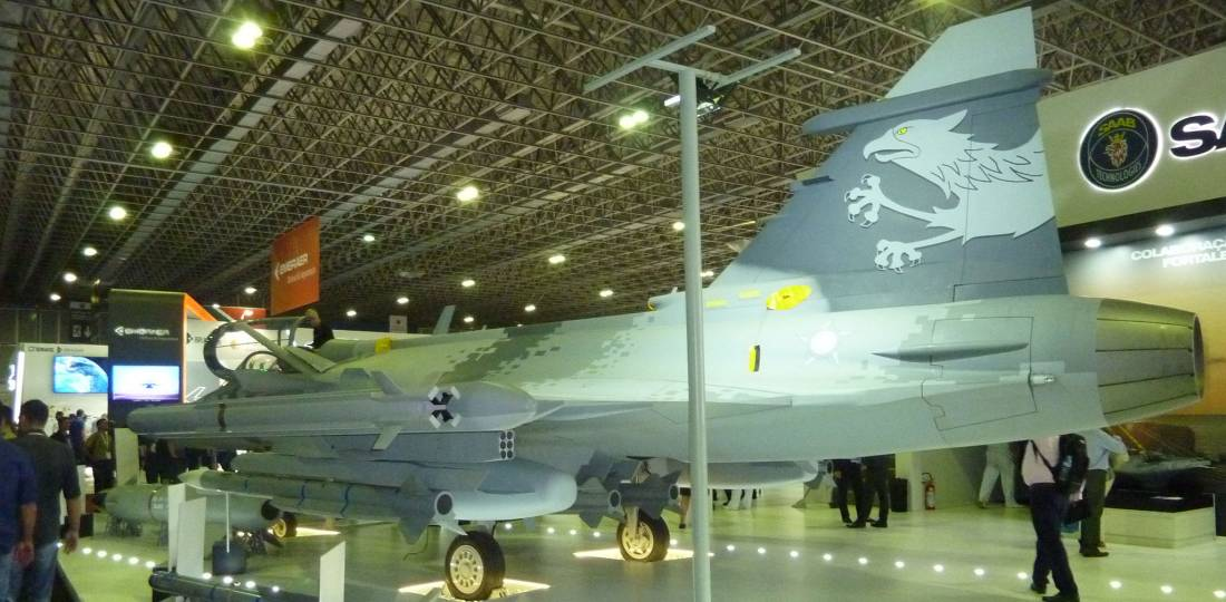 fighter jets in hangar