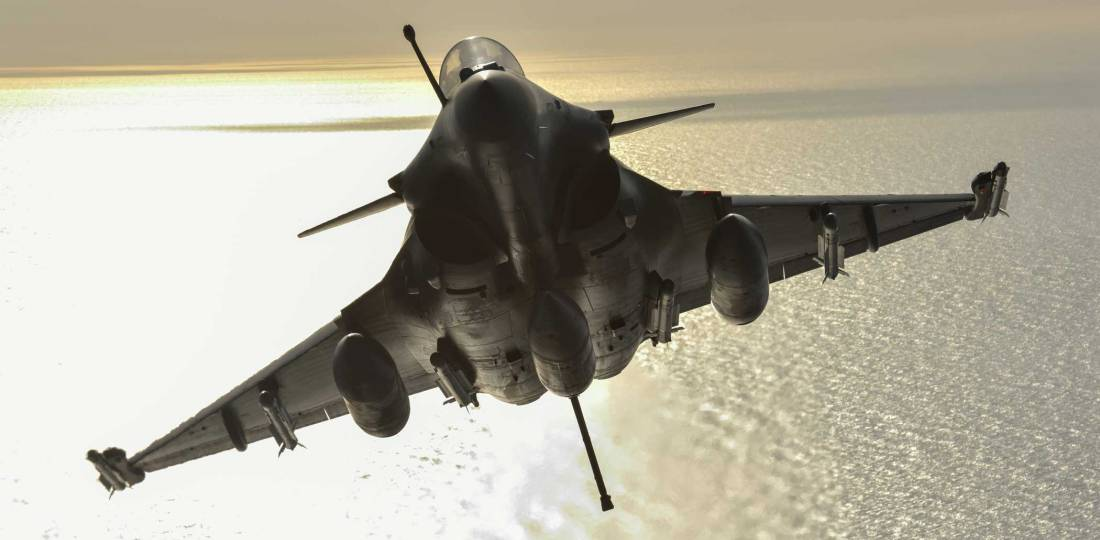 India Prepares For New Fighter Tender