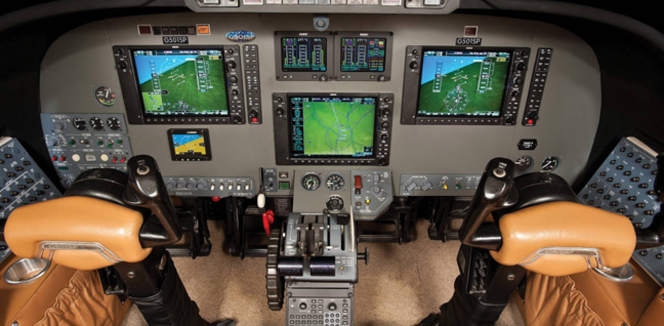 Sierra Industries Adds G1000 to Citation Mod Offerings | Business