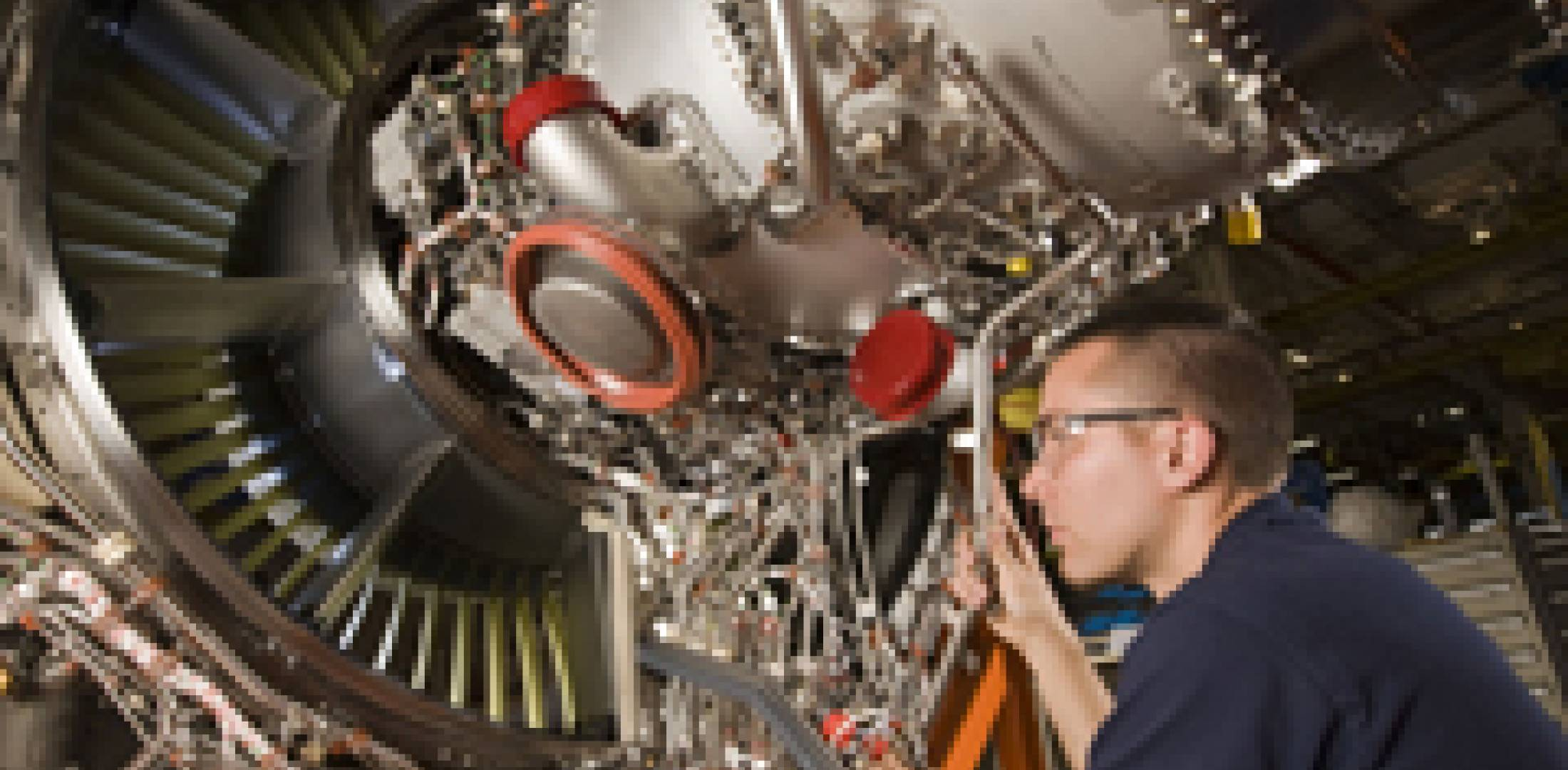 The V2500 commercial engine produced by the IAE consortium will power the for...