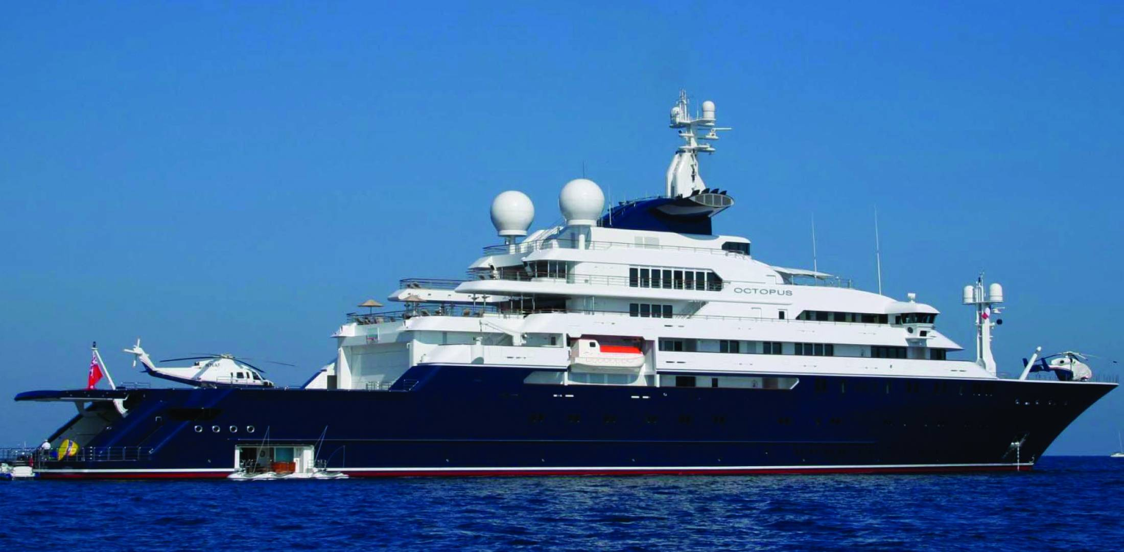 Flying Helicopters From The Worlds Superyachts