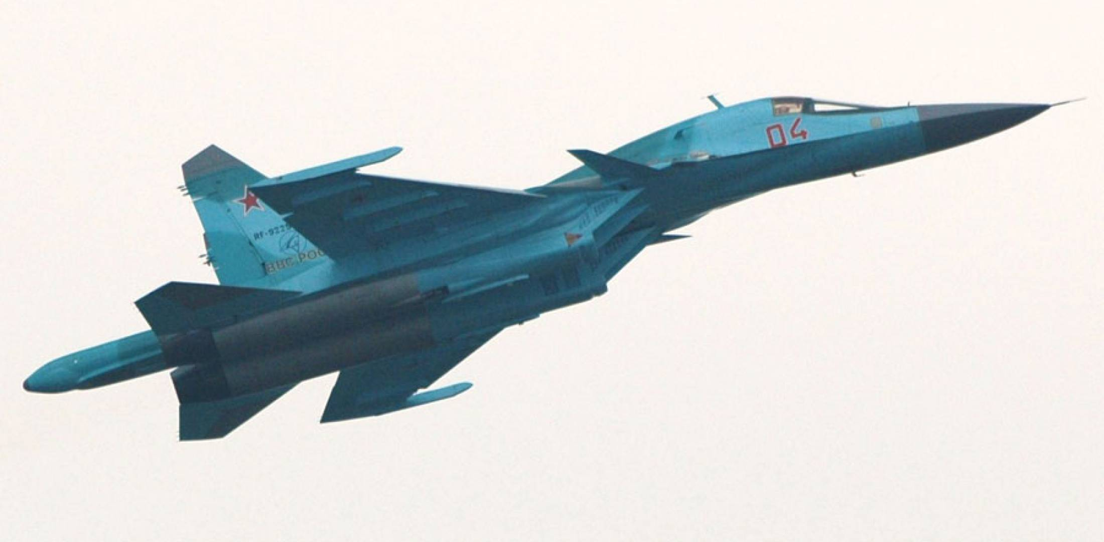 Russia Orders Another 92 Su-34 Strike Fighters | Defense