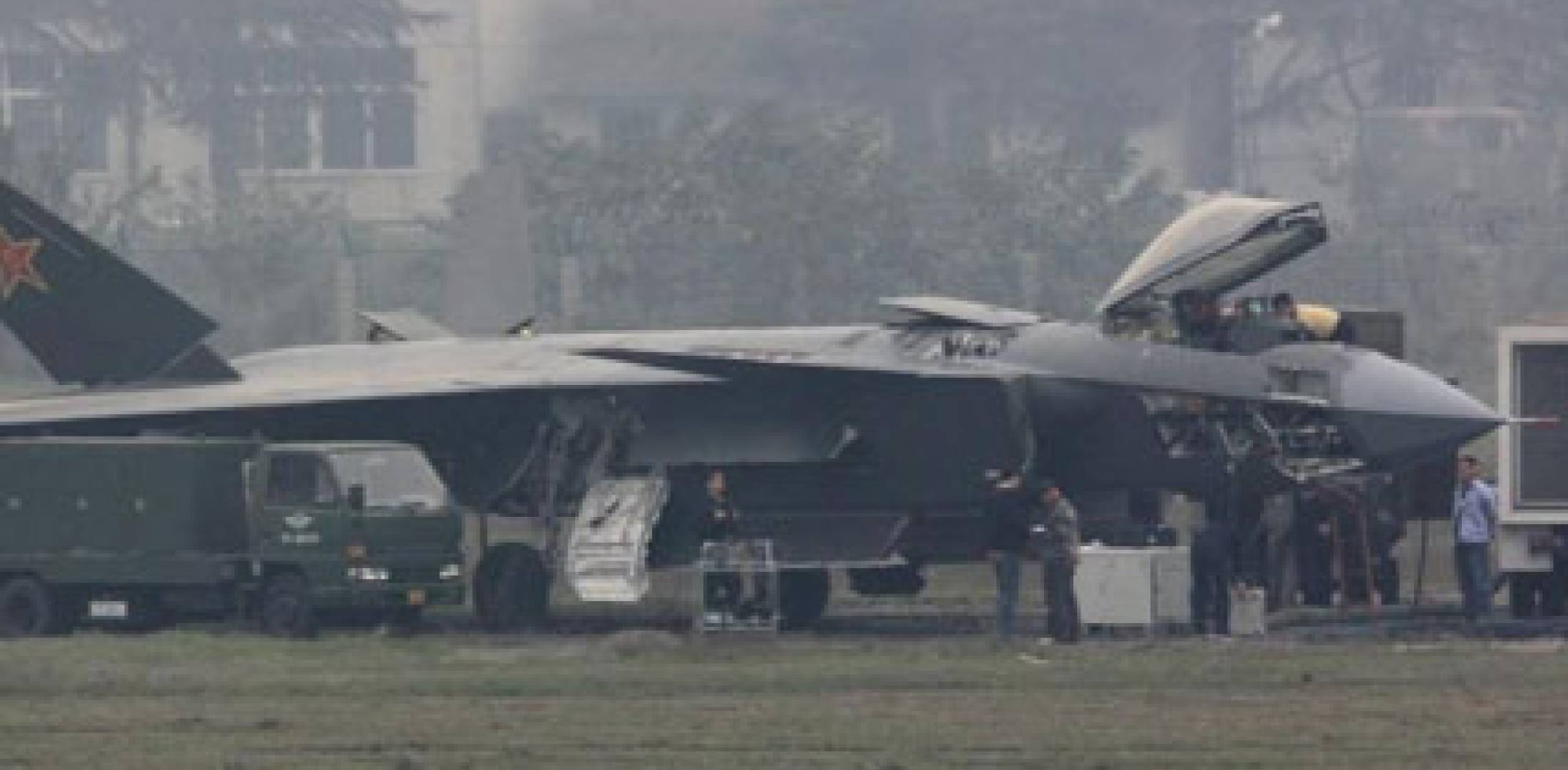 China's J-20 Fighter Might Need Russian Engines | Defense News