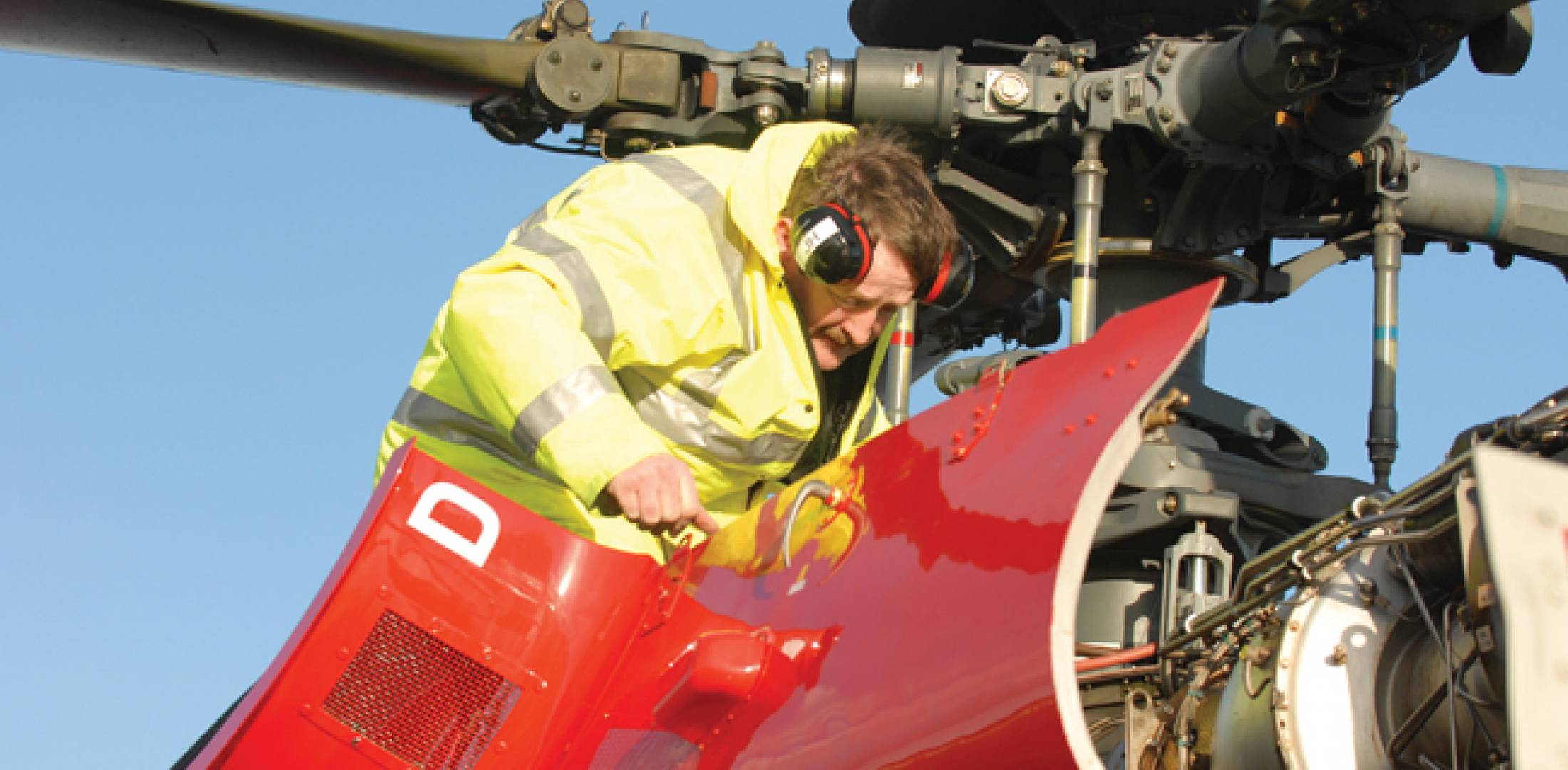 Helicopter maintenance techs face a positive job market this year, according to JSfirm's recent employment survey.