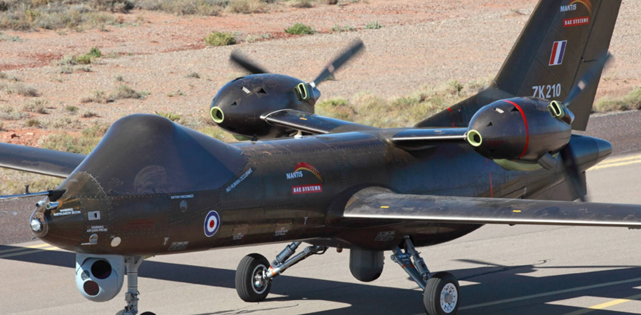 Anglo French Agreement Is A Game Changer For European Uavs Defense