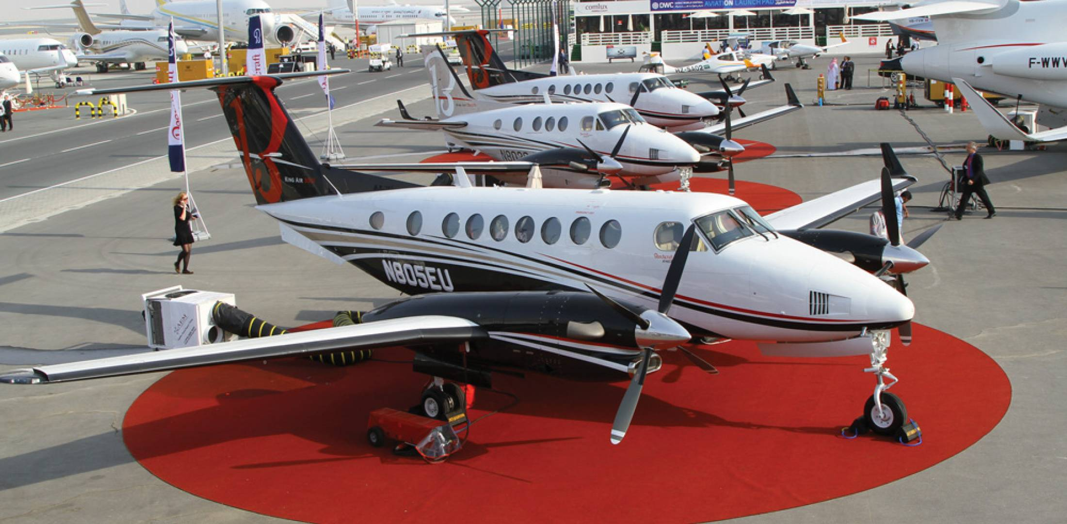 Beech Model Is King of Special Missions | Business Aviation