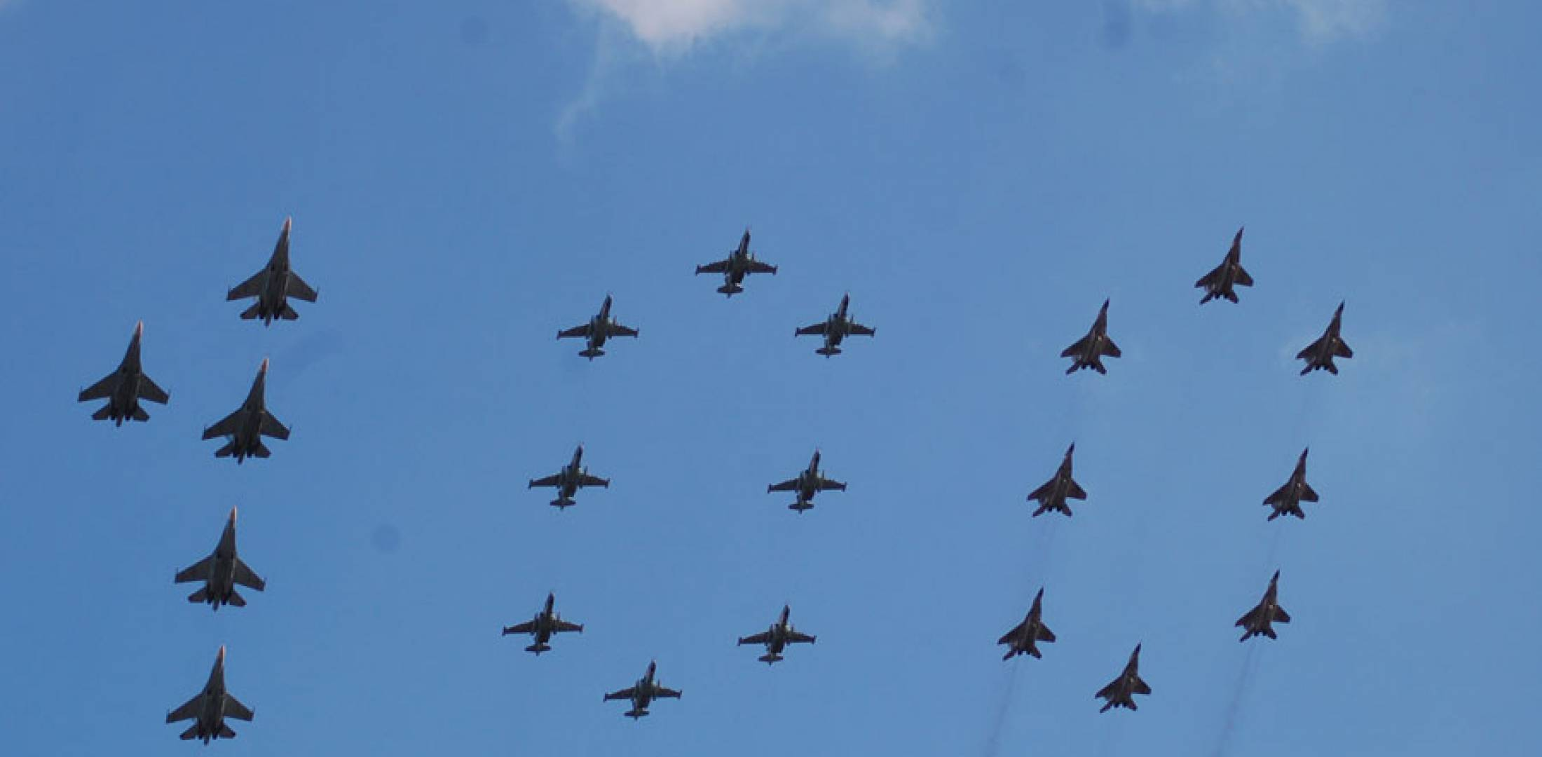 Russian 100th formation